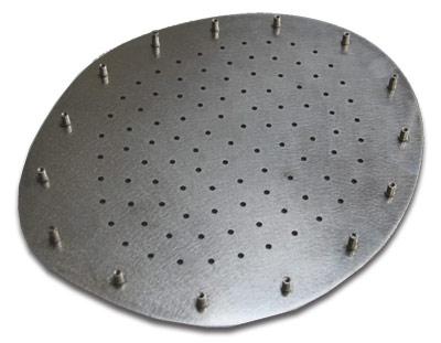 Soffioni doccia componenti per soffioni doccia in acciaio